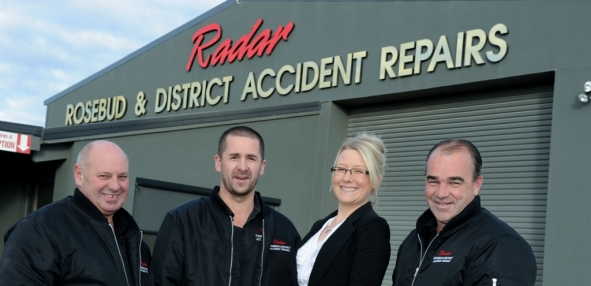 Accident Repairs RADAR Team