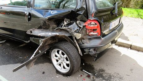 what to do car accident