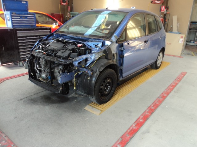 Accident toyota repair