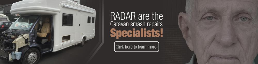Caravan Smash Repairs